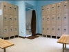 Men\'s Locker room - lockers and shower available