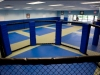 Gracie New Jersey Academy ample training area