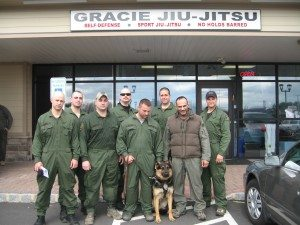 Law Enforcement Training at Gracie NJ Academy