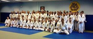 Gracie NJ Academy Team