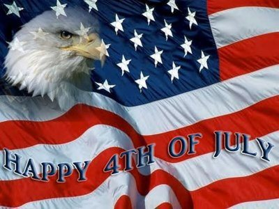 Happy Independence Day! God Bless America!